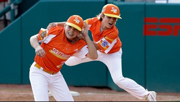 Louisiana wins 1st Little League title, beating Curacao 8-0