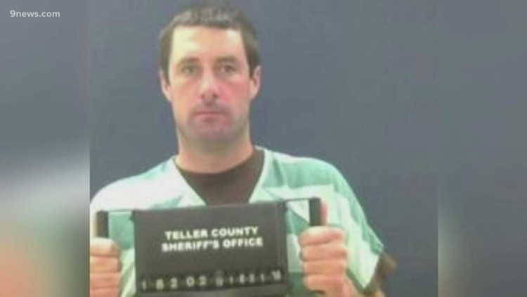 Patrick Frazee appears in Teller County court
