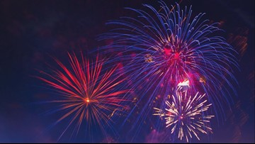 Where to watch July 4th fireworks in Spokane and Coeur d'Alene