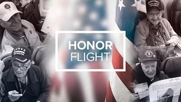 World War II vet, 95, dies during 'Honor Flight' trip