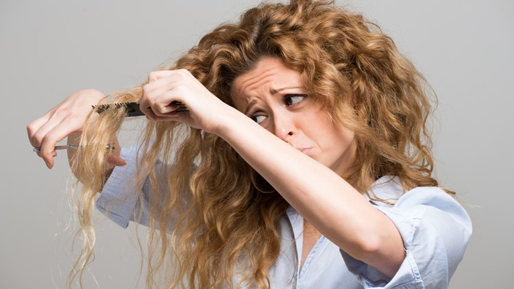 Tips for cutting your own hair while social distancing at home