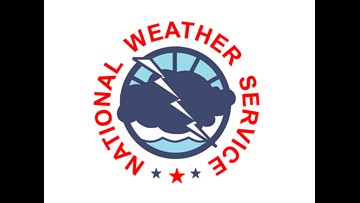 National Weather Service tracking 'strong' thunderstorms in Okanogan, Douglas, Boundary counties
