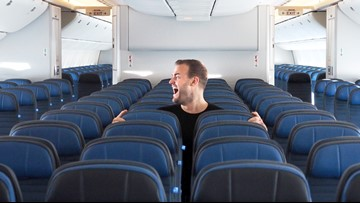 The unwritten rules of flying in the middle seat
