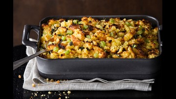 Delicious & simple vegan stuffing recipe