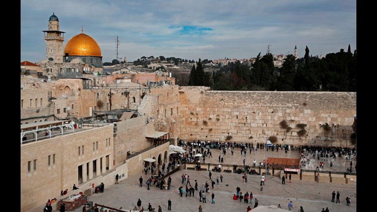 The U.S. Consulate in Jerusalem ordered its personnel and their families not to conduct personal travel to Jerusalem's Old City or the West Bank due to fears of unrest over the expected U.S. announcement.