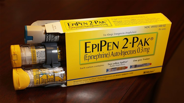 EpiPen shortage: FDA adds allergy injection medication to shortage list