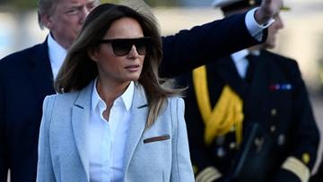 First Lady Melania Trump spokeswoman: LeBron doing good things