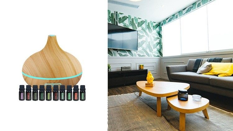 You don't need to dish out hundreds of dollars for a therapeutic-grade diffuser.
