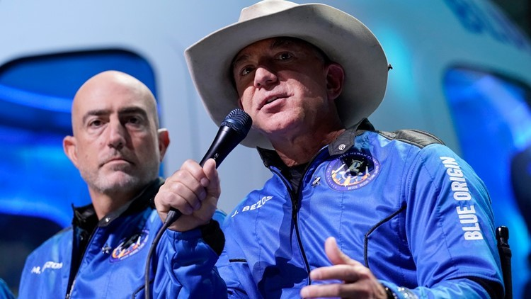 Workers claim Blue Origin is toxic, raise safety concerns