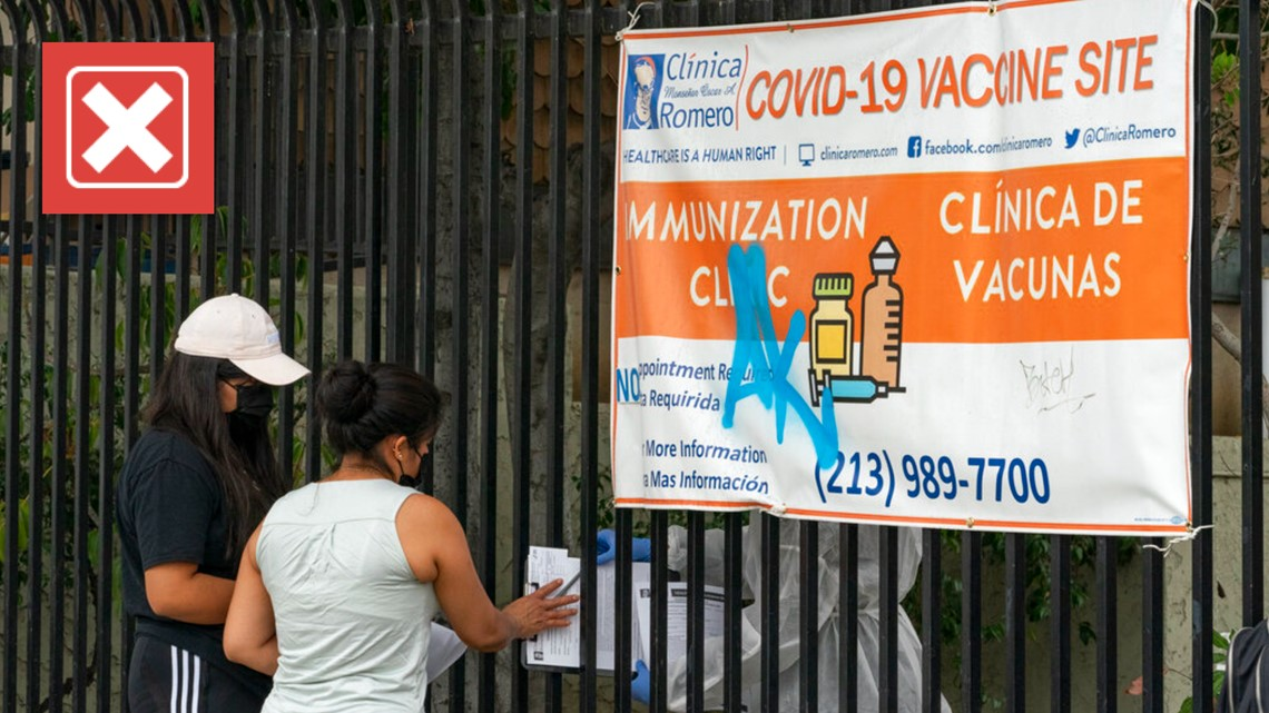 No, migrants in immigrant detention facilities are not required to get the COVID-19 vaccine