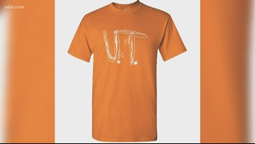 Univ. of Tennessee offers scholarship to bullied fan who made own t-shirt