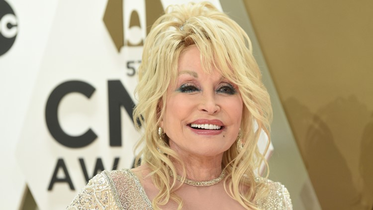 What does Dolly Parton want for her birthday? Love. Just love.