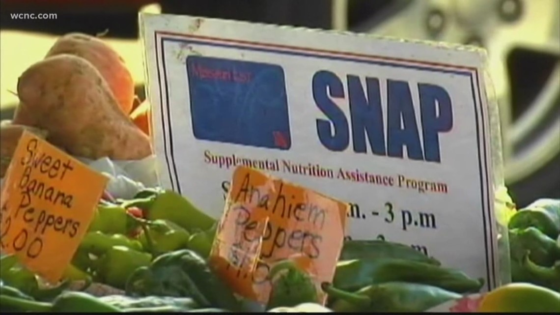 How SNAP benefits changes will affect people in Washington