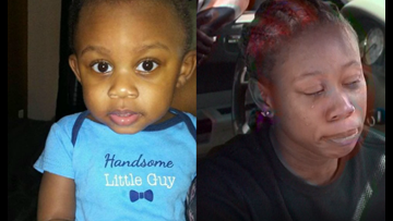 'He's my only child and now he's gone': Mom of baby swept away by floodwaters thought road was safe