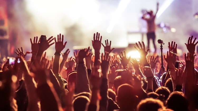 Reports: Live Nation mandates COVID vaccine  or negative test for concertgoers, employees