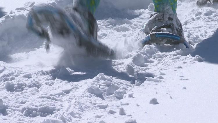 Colville Border Patrol agents rescue stranded snowshoer