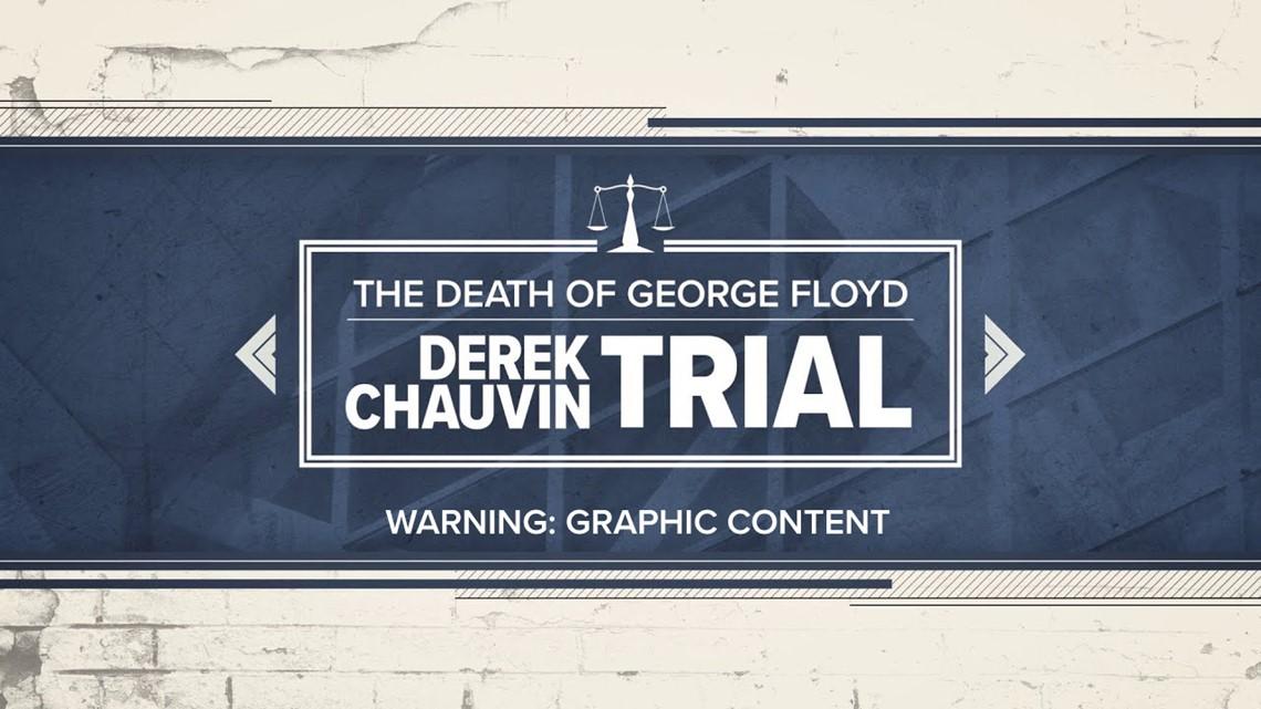 Death of George Floyd: Chauvin Trial