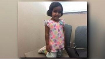Medical examiner confirms child's body found was Sherin Mathews