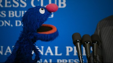 The internet can't decide whether a Sesame Street character dropped an F-bomb on TV