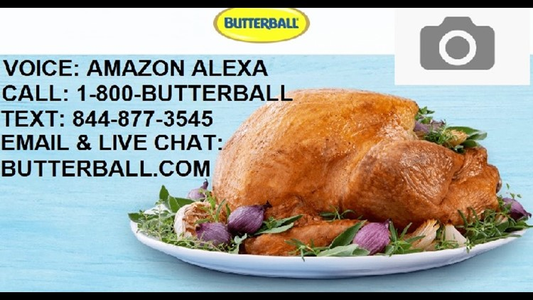 Butterball hotline info