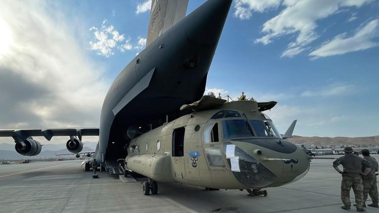 The war is over: Last US troops leave Afghanistan