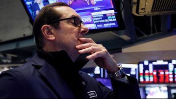 Stocks drop as coronavirus crunches the job market, economy