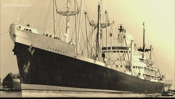 Ship believed to be lost in Bermuda Triangle in 1920s found off Florida coast
