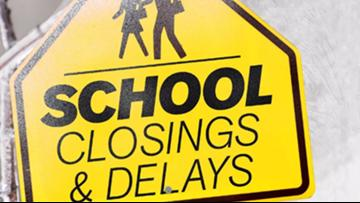 Check school delays and closings around the Inland Northwest