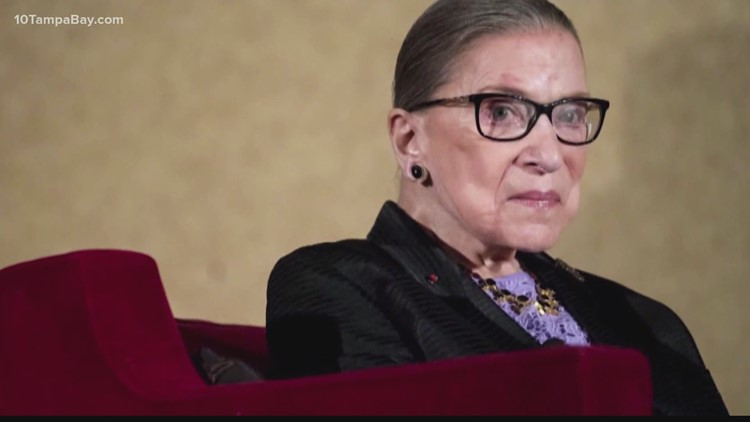 'A pioneer and an inspiration to many': Local leaders react to death of Justice Ruth Bader Ginsburg