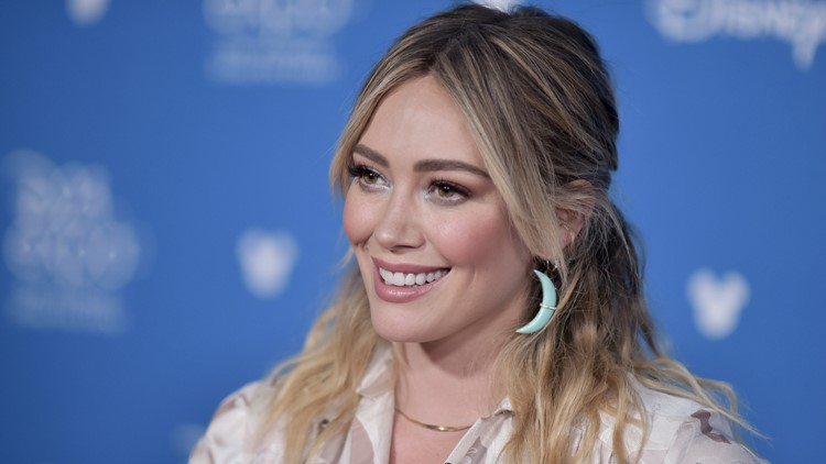 2019 D23 Expo - Day 1 Lizzie McGuire Hilary Duff