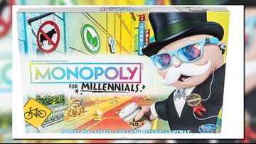 Monopoly for Millennials: Where you don't save money or pay rent, but gain experiences