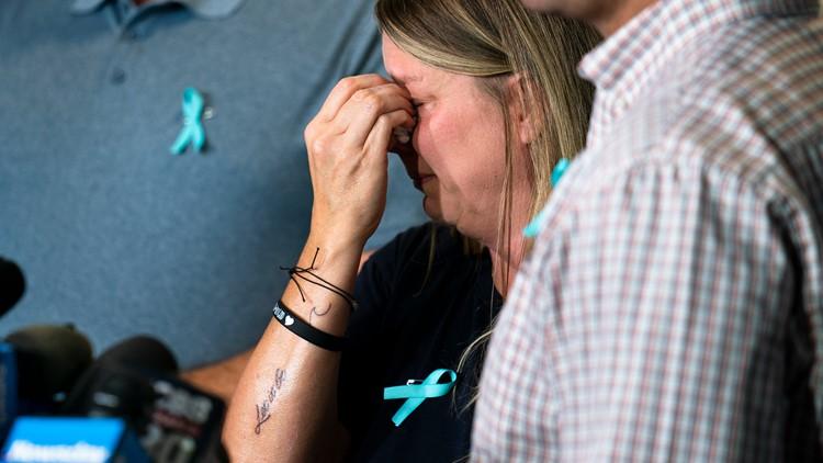 Gabby Petito's parents travel to Wyoming to retrieve daughter's body