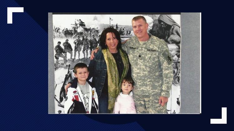 Military Surviving Spouse Tammy McCracken