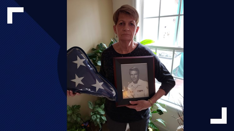 Military Surviving Spouse Shirley Cramer