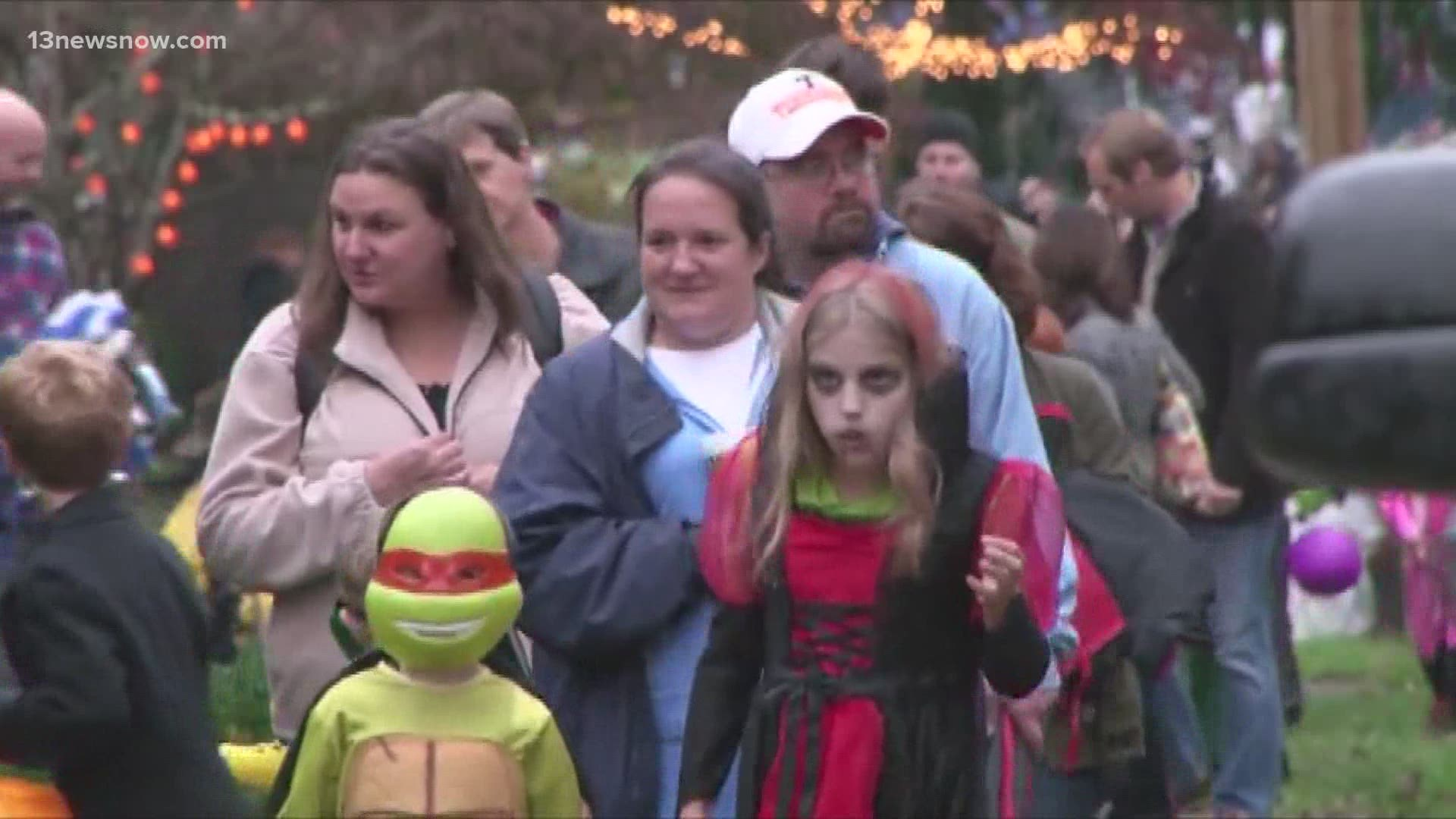 Halloween Events Spokane Wa 2020 Is Halloween canceled this year?   krem.com