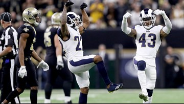 Former EWU football players headed to Super Bowl LIII with the Rams
