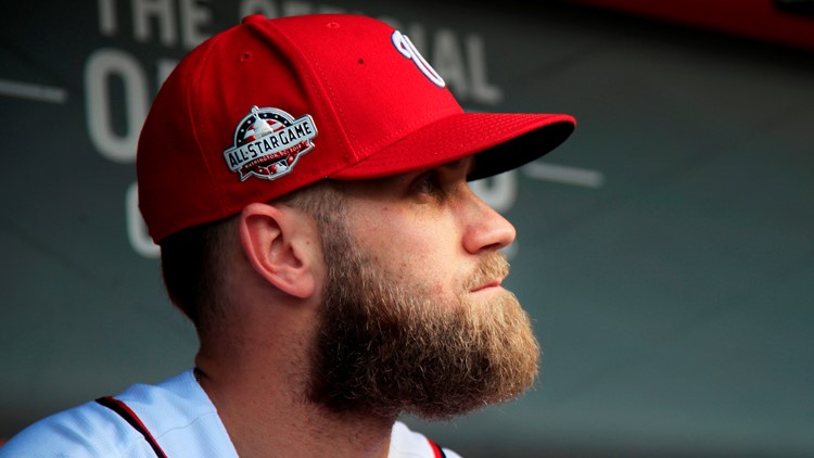 Reports: Bryce Harper agrees to record-breaking deal with Phillies